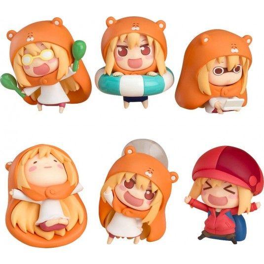Himouto! Umaru-chan Mini Figures 4 cm Assortment #2 (8)