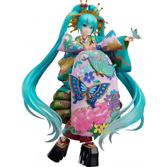Character Vocal Series 01 Statue 1/7 Hatsune Miku Chokabuki Kuru
