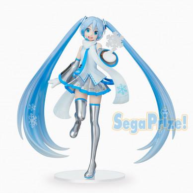 Vocaloid - Hatsune Miku - Snow Miku Skytown Ver. PVC Figuur