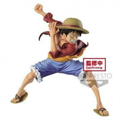 One Piece - Monkey D. Luffy - Maximatic - I PVC Figuur