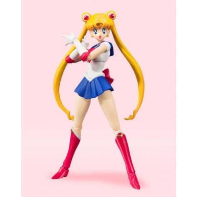 Sailor Moon S.H. Figuarts Action Figure Sailor Moon Animation Color Edition 14 cm