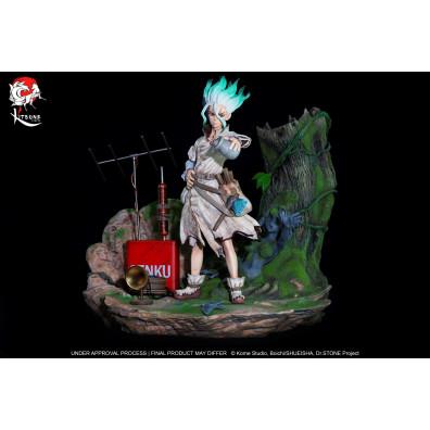 Dr. Stone - Senku Ishigami 1/6 Resin Statue
