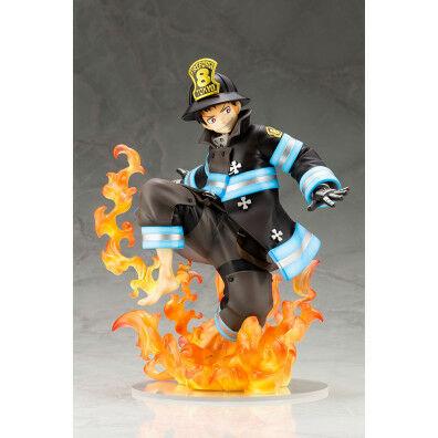 Fire Force - Shinra Kusakabe ARTFX J Figure