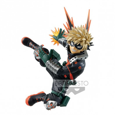 Boku no Hero Academia - Bakugou Katsuki - The Amazing Heroes (Vol.14) PVC Figuur