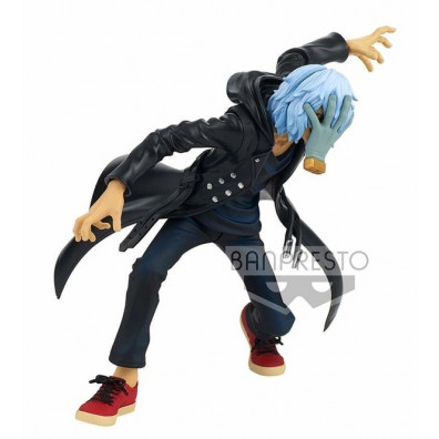 Boku no Hero Academia - Shigaraki Tomura - The Evil Villains PVC Figuur
