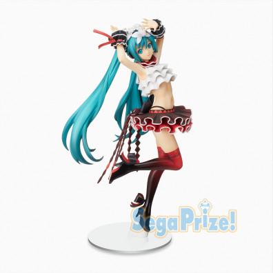 Hatsune Miku Project Diva Mega 39's - Hatsune Miku - Bless You PVC Figuur