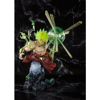 Dragon Ball Zero SS FiguartsZero PVC Figure - Broly Burning Battle