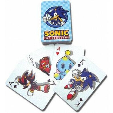 Sonic The Hedgehog Speelkaarten