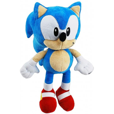 Sonic - The Hedgehog - Pluche Knuffel - 30 cm