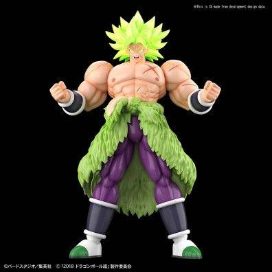 Figure Rise Super Saiyan Broly Full Power Model Kit