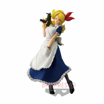 Dragon Ball - Lunch - Glitter & Glamours - II PVC Figuur (blond)