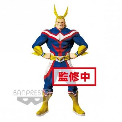 Boku no Hero Academia - All Might - Age of Heroes PVC Figuur