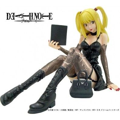 Death Note - Amane Misa - 1/6 - Moeart Collection - Black ver.