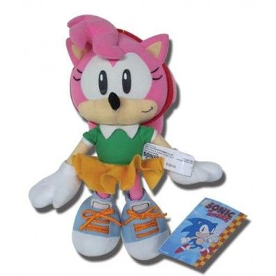 Sonic Classic: Amy knuffel