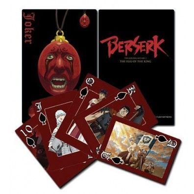 Berserk Speelkaarten