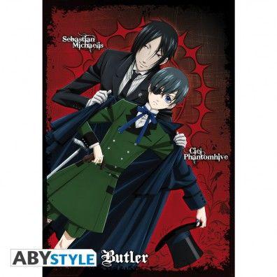 Black Butler Poster (GROOT)