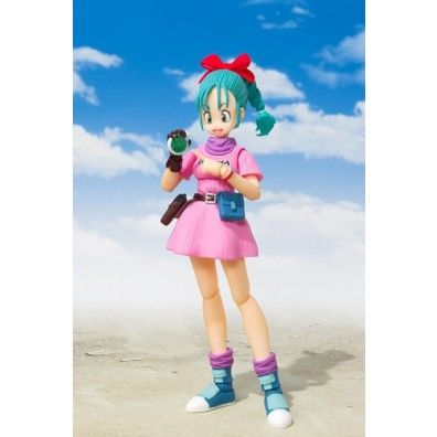 Dragon Ball S.H. Figuarts Action Figure Bulma Adventure begins