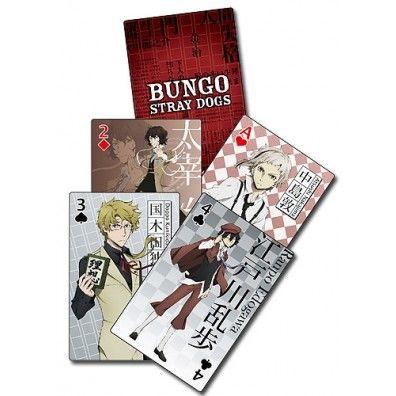 Bungo Stray Dogs Speelkaarten
