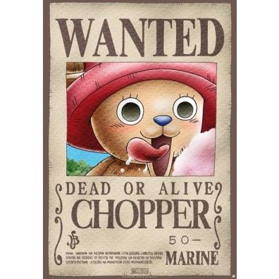 Chopper Wanted Poster (GROOT)