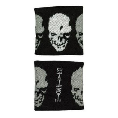 Death Note Skull Zweetband