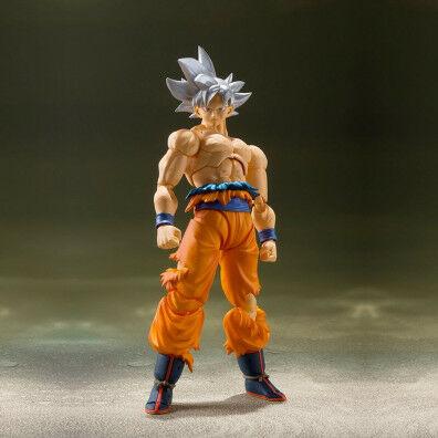 Dragon Ball Super - Goku Ultra Instinct - S.H.Figuarts