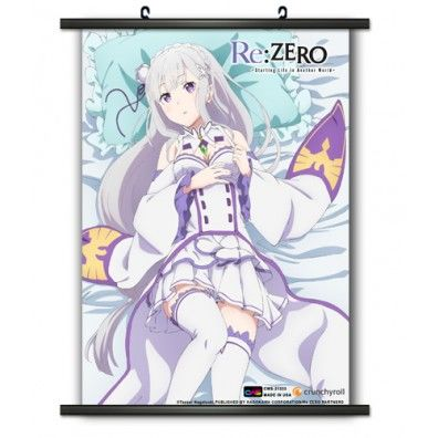 Re:Zero Starting Life in Another World Emila Wallscroll