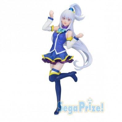 Re:Zero kara Hajimeru Isekai Seikatsu - Emilia - LPM Figuur - Aqua ver.