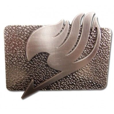 Fairy Tail Guild Symbool riem gesp