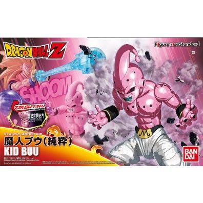 Figure Rise Kid Buu Model Kit