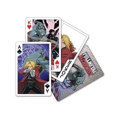 Full Metal Alchemist speelkaarten