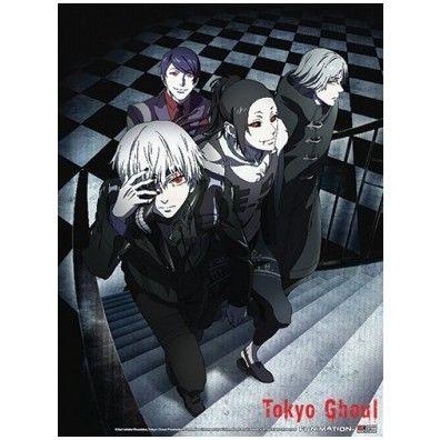 Tokyo Ghoul - Ghouls Stairs Wallscroll