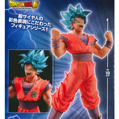 Dragon Ball Super - Son Goku SSJ God SS - Blood of Saiyans - Kai