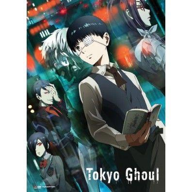 Tokyo Ghoul - Kaneki & Ghouls Wallscroll