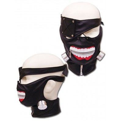 Kaneki's One-Eyed Ghoul Mask