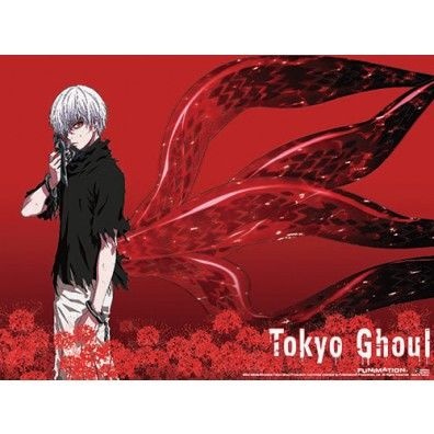 Kaneki Ken One-Eyed Ghoul Wall Scroll