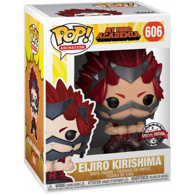 My Hero Academia POP! Animation Vinyl Figure Kirishima Metallic (Red Dot NL Exclusive)