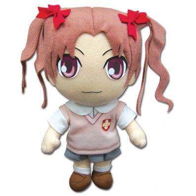 Shirai Kuroko Knuffel
