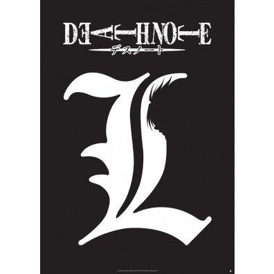L symbool poster (groot)