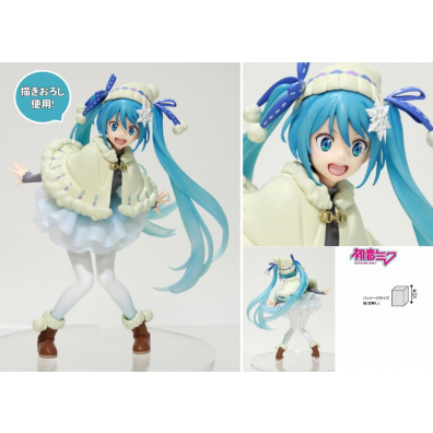Miku Hatsune Original Winter Clothes ver. PVC Figuur