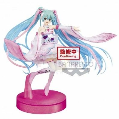 GOOD SMILE Racing - Hatsune Miku - Espresto - Racing 2019 Ver. PVC Figuur