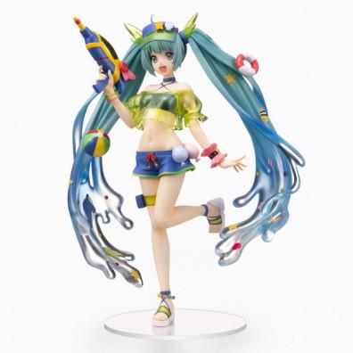 Vocaloid - Hatsune Miku - SPM Figuur - Splash Parade