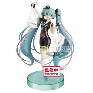 GOOD SMILE Racing - Hatsune Miku - Espresto - TeamUKYO Support ver. PVC Figuur