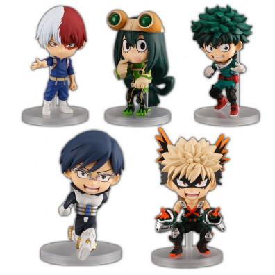 My Hero Academia - Mini figures with stand - Random model