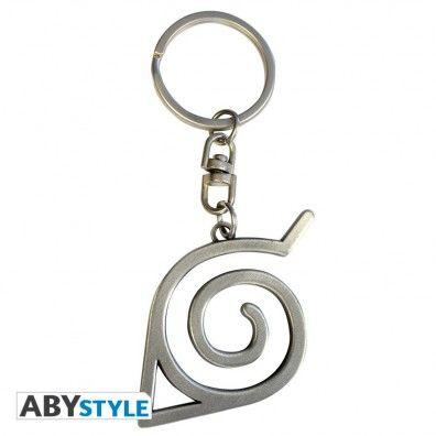 Konoha symbool 3D sleutelhanger