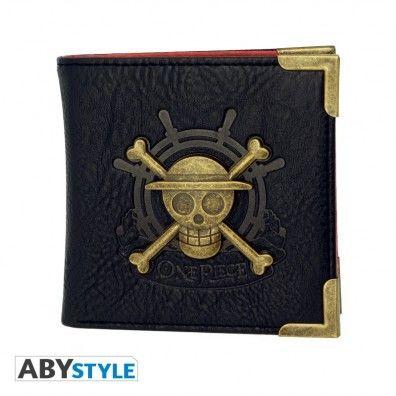 "One Piece - Premium Portemonnee ""Skull"""