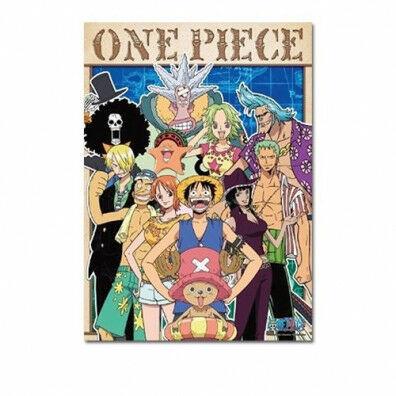 One Piece - New Sabaody Archipelago Arc Puzzel