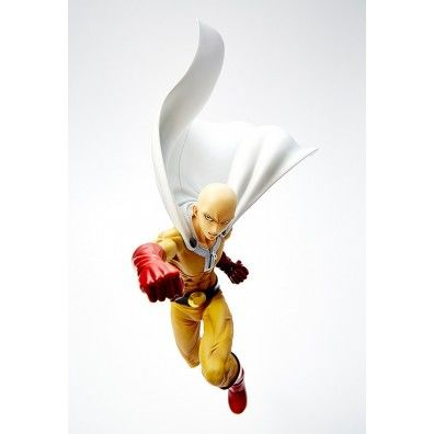 One Punch Man - Saitama - 1/6 PVC Standbeeld