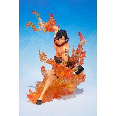 One Piece Zero BB Potgas D Ace PVC Standbeeld
