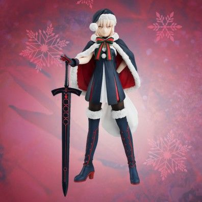 Fate/Grand Order - Artoria Pendragon (Santa Alter) (Rider) - Ser