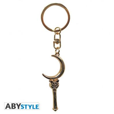"""Sailor Moon - Keychain 3D """"Moon stick"""""""